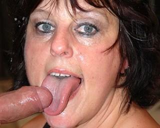 Big titted mama fucked at a bar