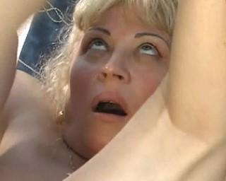 naughty mature slut sucking and fucking hard